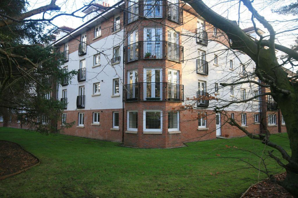 2 Bedrooms Ground Flat for sale in 0/2, 20 Chesterfield Gardens, Kelvinside, G12 0BF
