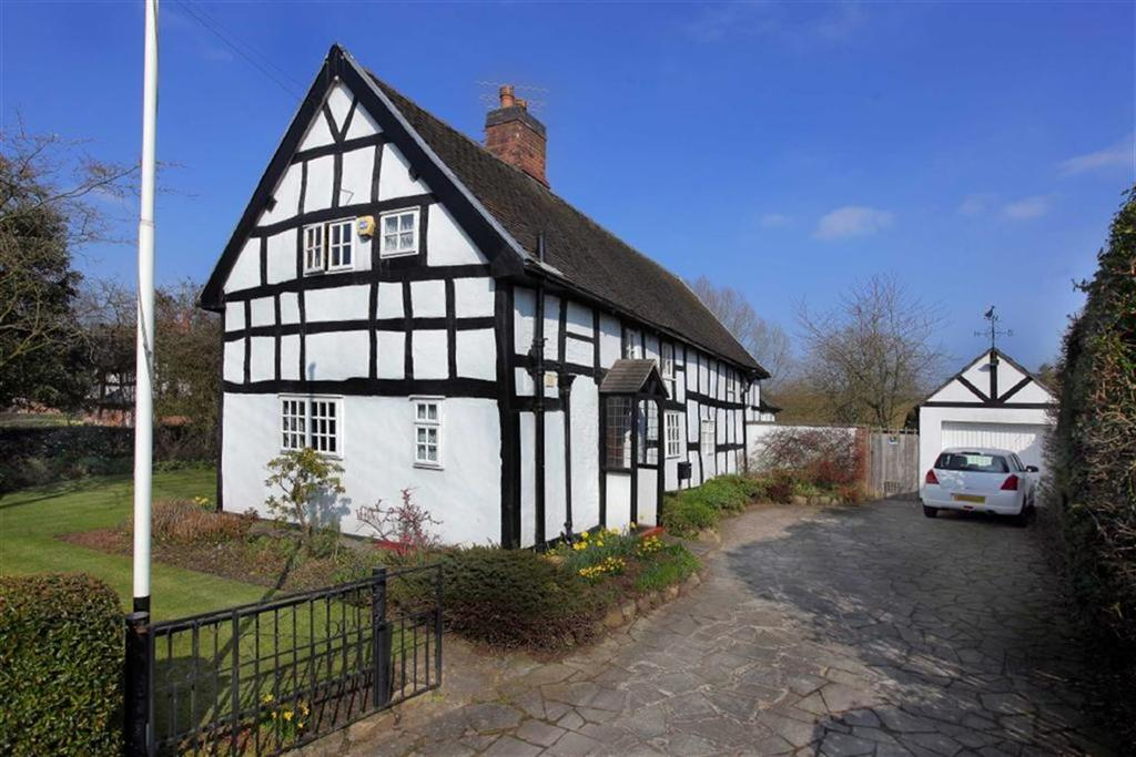 3 Bedrooms Cottage House for sale in Church Minshull Nantwich, Cheshire