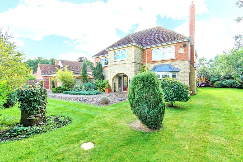 4 Bedrooms Detached House for sale in Parklands Avenue, Nocton, LN4