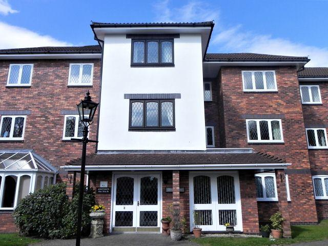 2 Bedrooms Retirement Property for sale in Checkley Court,Walmley,Sutton Coldfield