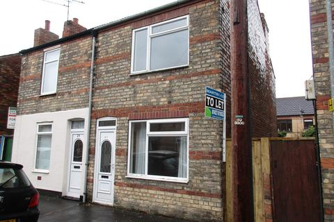 2 bedroom semi-detached house to rent - Salisbury Street, Gainsborough