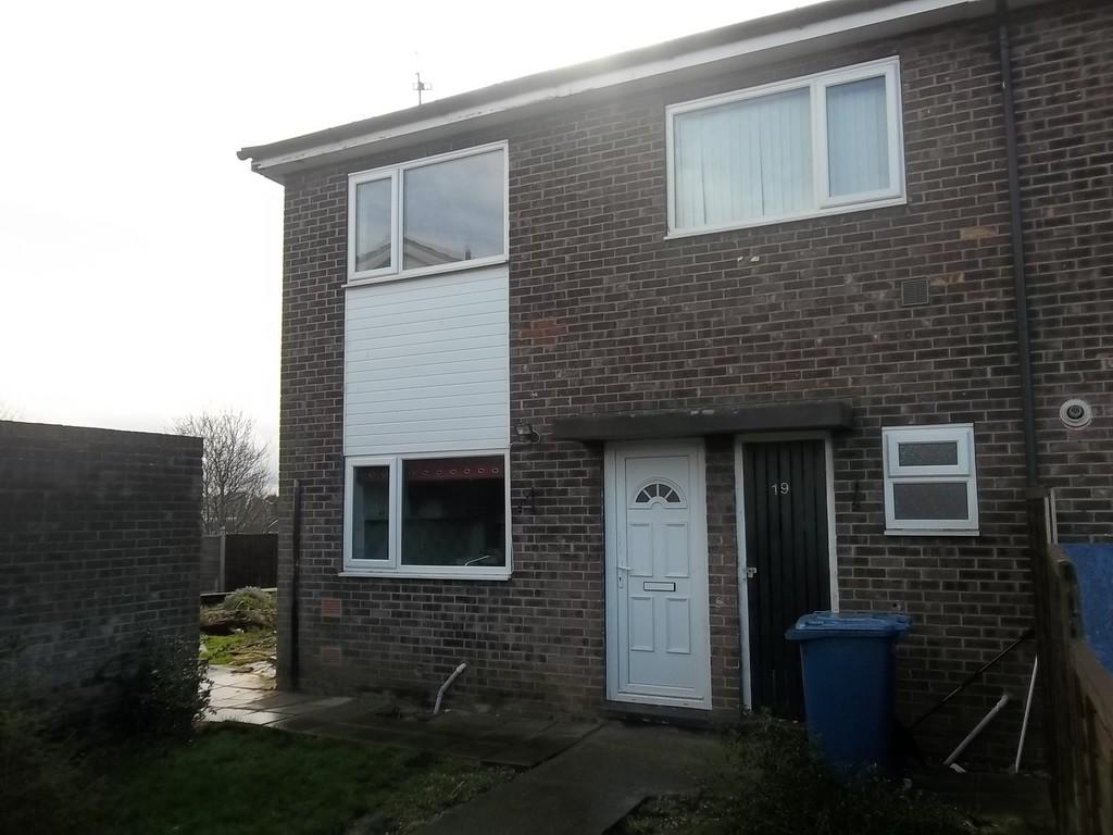 4 Bedrooms End Of Terrace House for sale in Brocklesby Close, Gainsborough