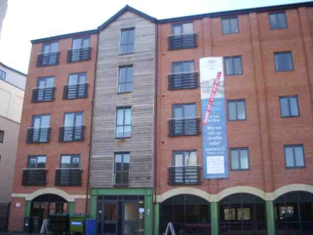 2 Bedrooms Apartment Flat for sale in Granary Wharf, Gainsborough