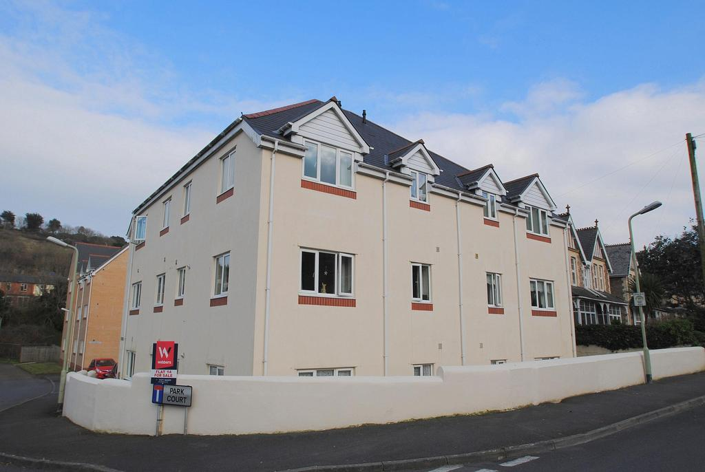 2 Bedrooms Apartment Flat for sale in Bicclescombe Court, Park Court