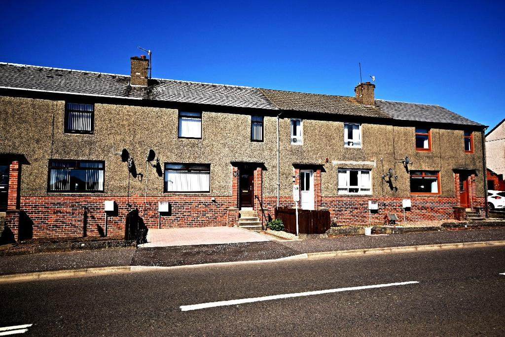 3 Bedrooms Terraced House for sale in Townhead Street, Cumnock, Ayrshire, KA18 1NB