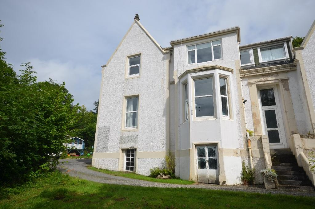 2 Bedrooms Flat for sale in Garemount House, Shandon, Argyll Bute, G84 8NP