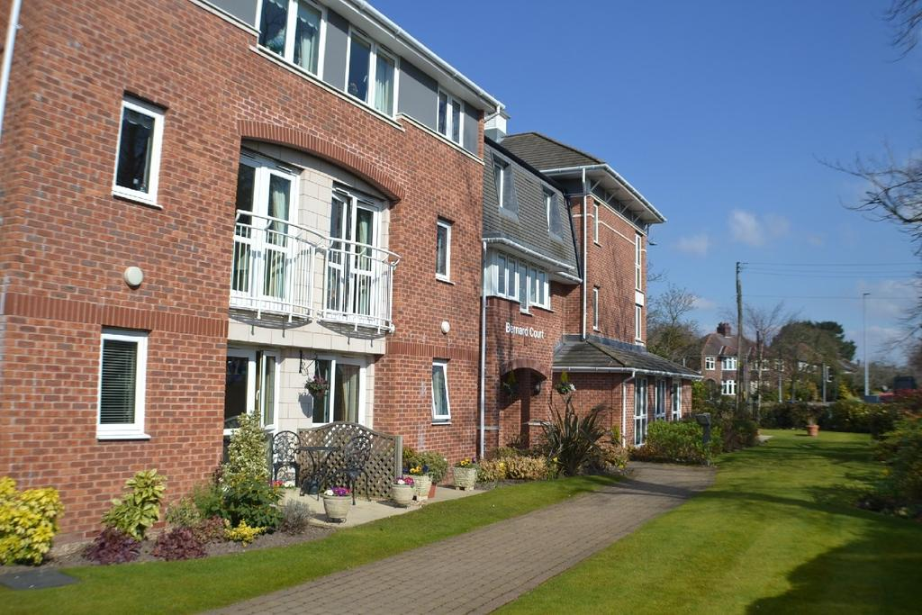 2 Bedrooms Retirement Property for sale in Bernard Court, Chester Road, Holmes Chapel