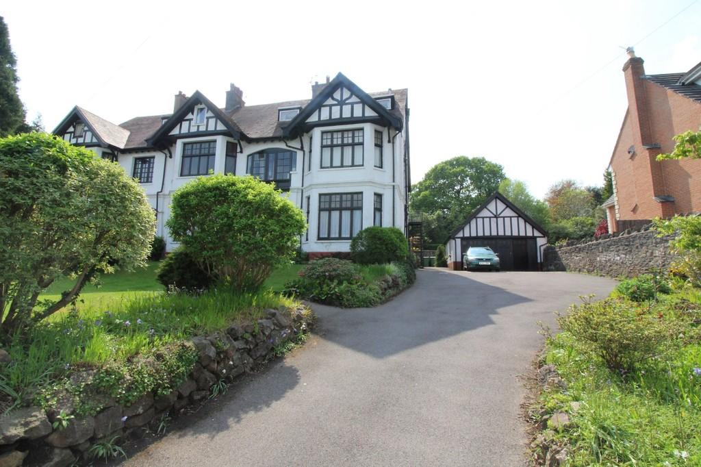 2 Bedrooms Apartment Flat for sale in Windsor Road, Radyr