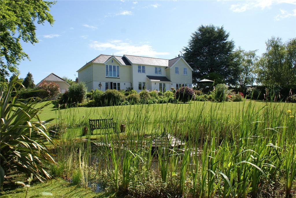 4 Bedrooms Detached House for sale in Woodhouse Lane, Holmbury St. Mary, Dorking, Surrey, RH5