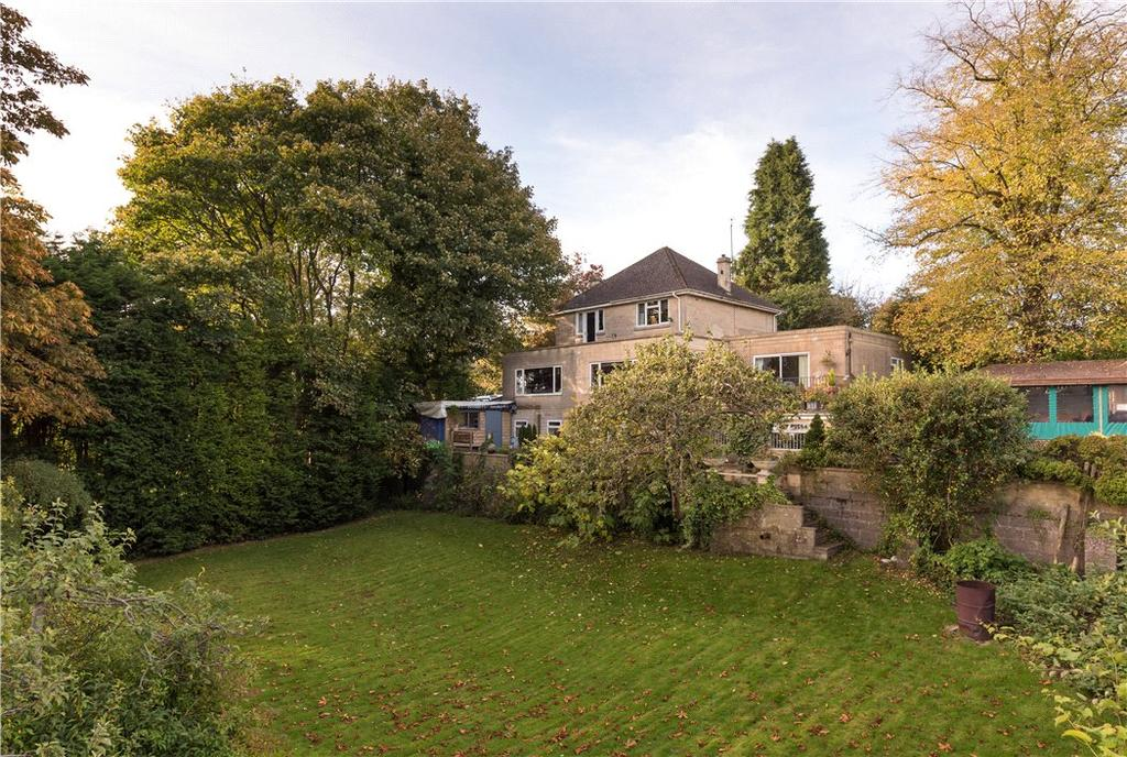 4 Bedrooms Detached House for sale in Lansdown Road, Bath, Somerset, BA1