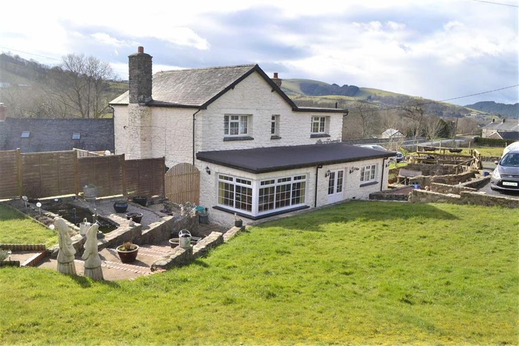 4 Bedrooms Cottage House for sale in 4, Penddol, Llanbrynmair, Powys, SY19