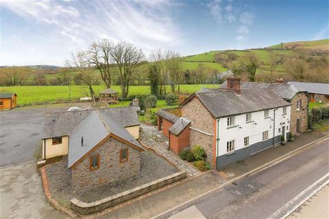 Guest house for sale - The Talkhouse, Pontdolgoch, Caersws, Powys, SY17