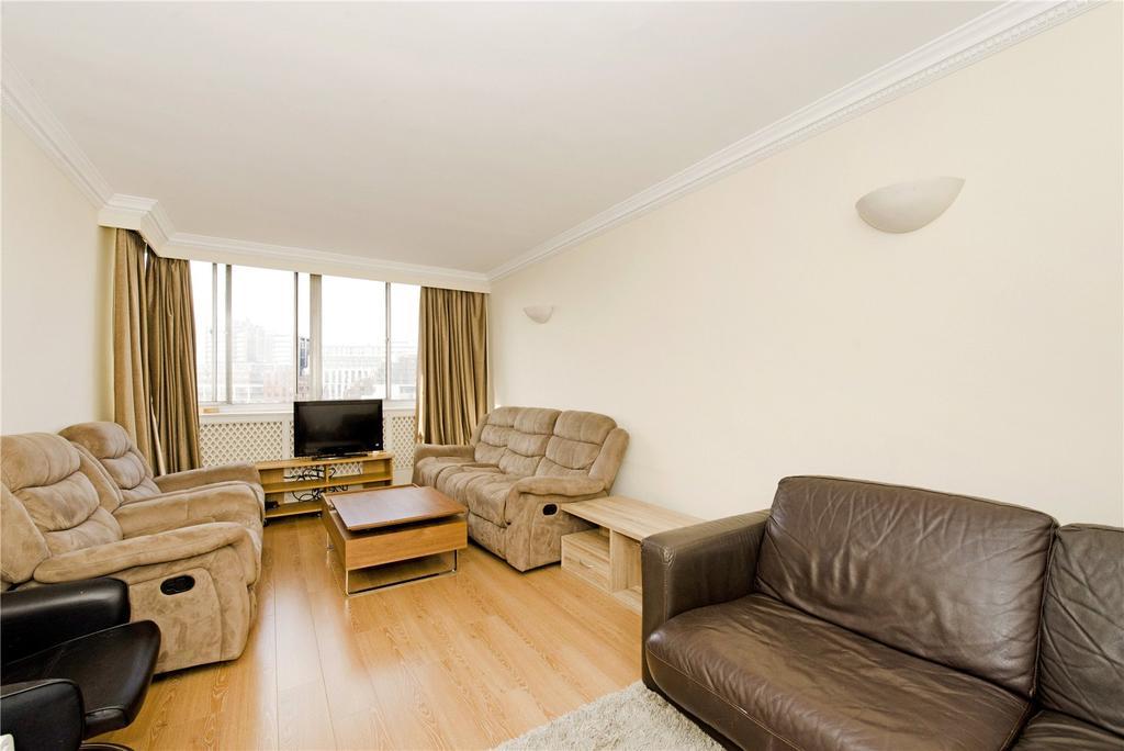 2 Bedrooms Flat for sale in Quadrangle Tower, Cambridge Square, London