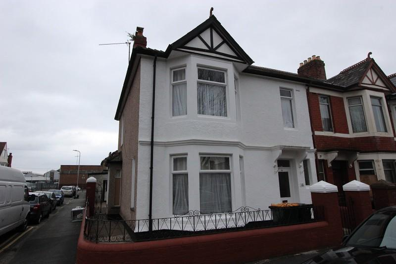 4 Bedrooms End Of Terrace House for sale in Rugby Road, Newport, Gwent. NP19 0BR