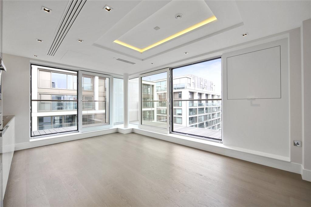 2 Bedrooms Flat for sale in Lord Kensington House, 5 Radnor Terrace, London, W14