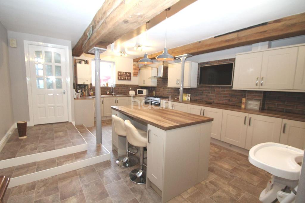 2 Bedrooms End Of Terrace House for sale in The Maltikiln, Rectory Lane, Waddington, LN5