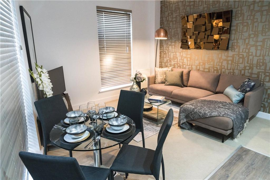 2 Bedrooms Flat for sale in Honduras Wharf, Summer Lane, Birmingham City Centre, West Midlands, B19