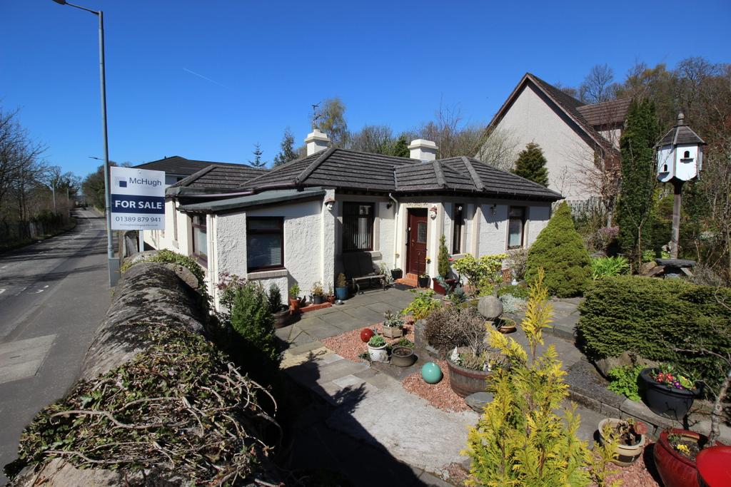4 Bedrooms Bungalow for sale in 130 Dumbarton Road, Bowling, G60 5BD