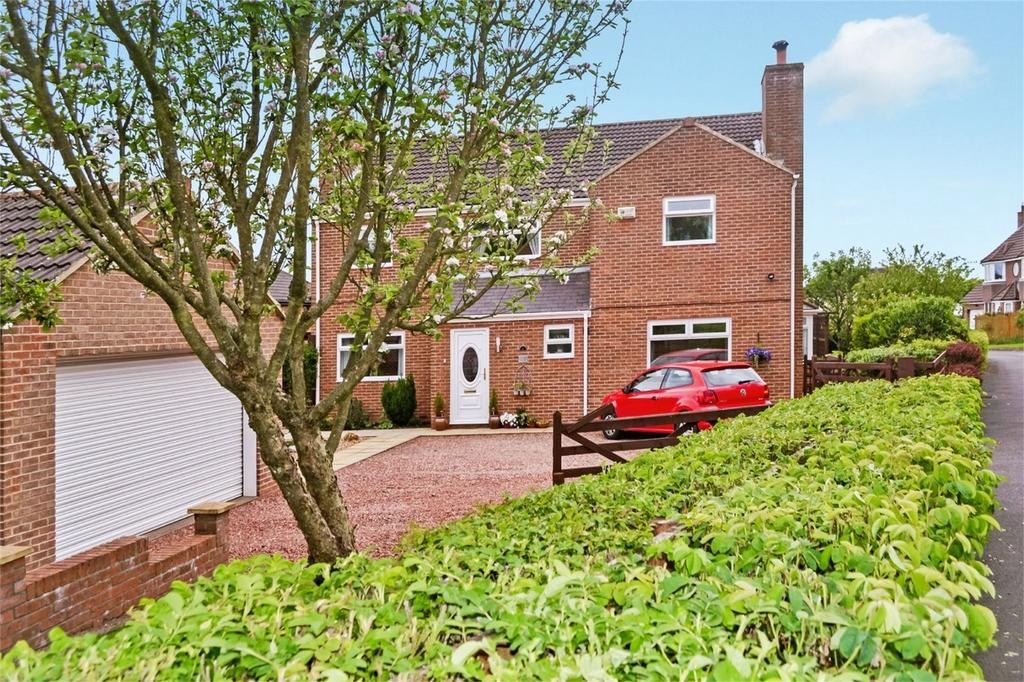 5 Bedrooms Detached House for sale in Orchard House, 1 Hardy Close, Swarland, Northumberland