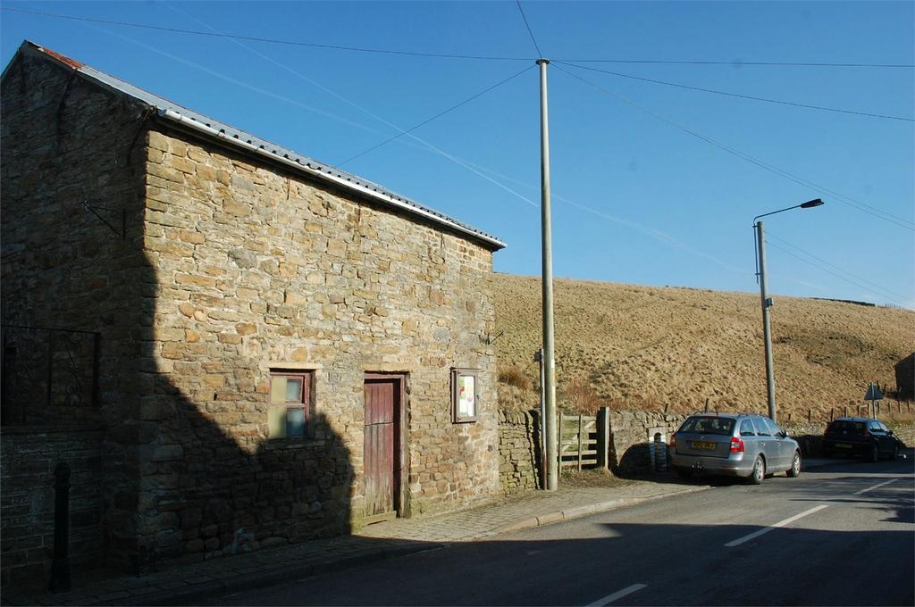 Barn Character Property for sale in Land and Building at Front Street, Rookhope, Bishop Auckland, County Durham