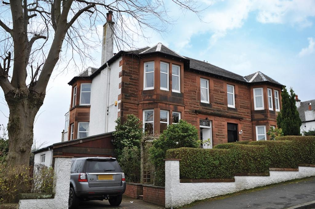 4 Bedrooms Semi-detached Villa House for sale in 3 Cheviot Road, Newlands, G43 2AN