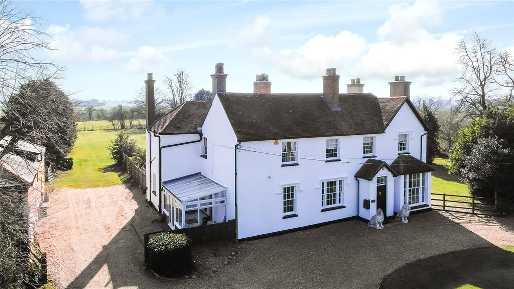 6 Bedrooms Detached House for sale in Vicarage Lane, Tillingham, Southminster, Essex