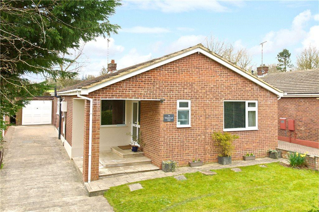 4 Bedrooms Detached Bungalow for sale in Westbrook End, Newton Longville, Milton Keynes, Buckinghamshire