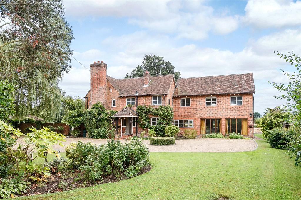 6 Bedrooms Detached House for rent in Drift Road, Winkfield, Windsor, Berkshire, SL4