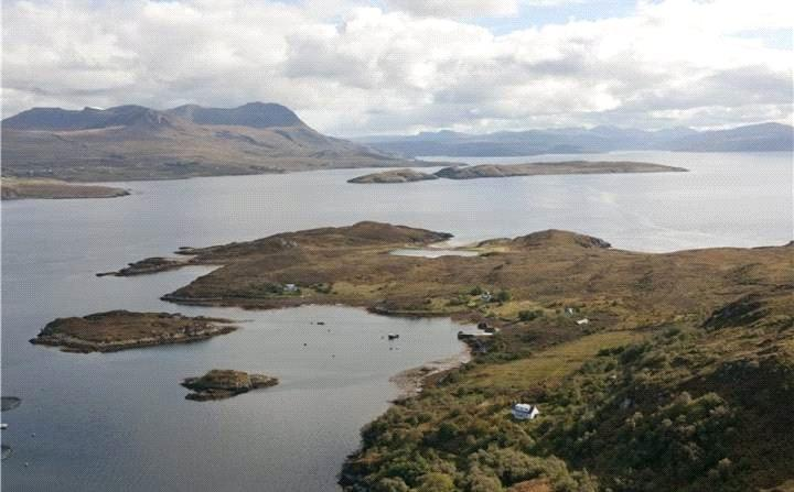 Badentarbet Bay