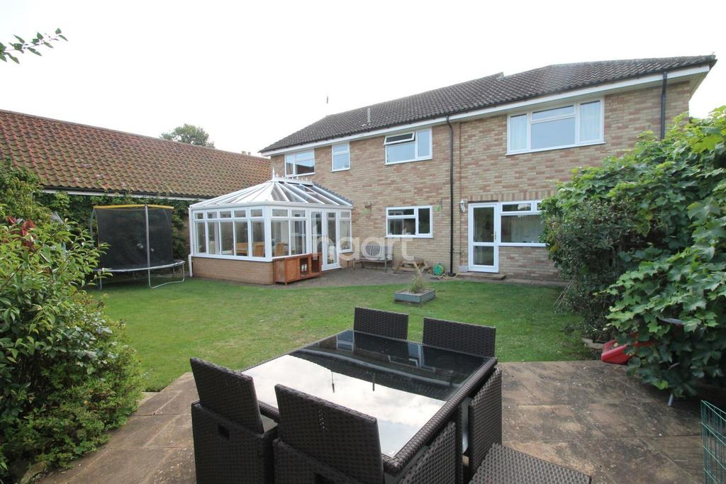 4 Bedrooms Detached House for sale in The Street, Culford