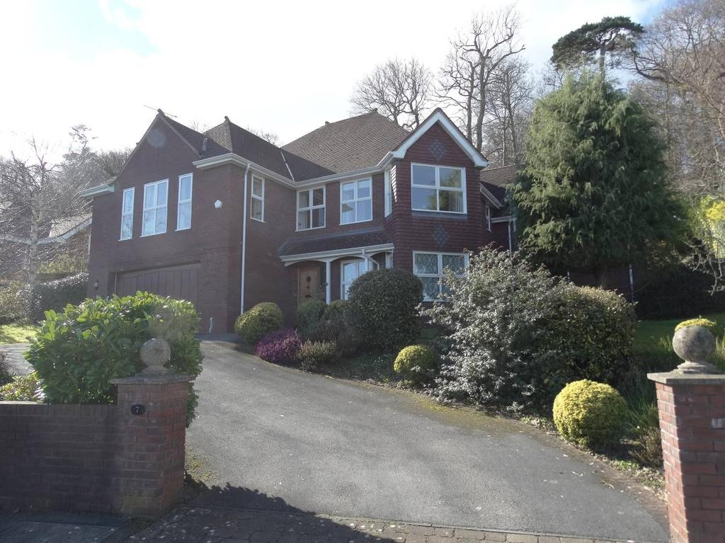 4 Bedrooms Detached House for sale in 7 Kings Oak, Colwyn Bay, LL29 6AJ