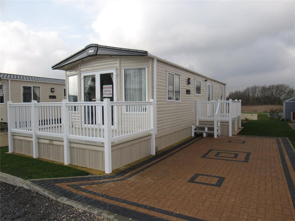 2 Bedrooms Mobile Home for sale in Tall Trees Park, Old Mill Lane, Mansfield, Nottinghamshire, NG19