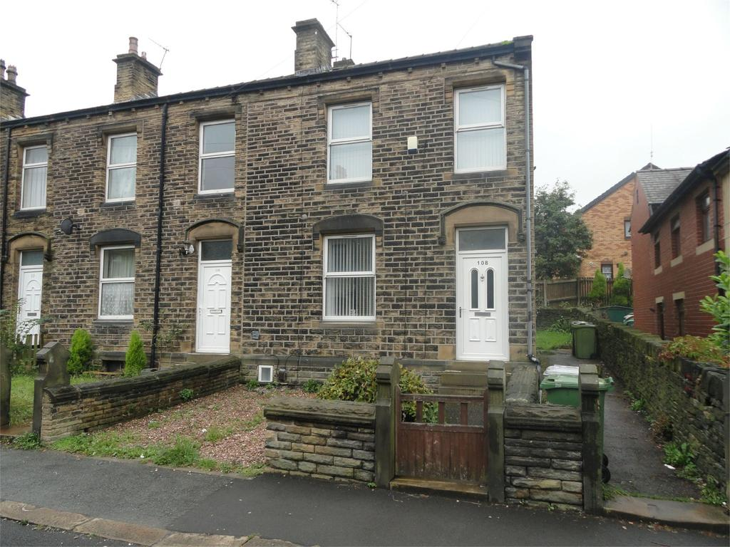 2 Bedrooms Terraced House for sale in Moor End Road, Lockwood, Huddersfield, West Yorkshire, HD4