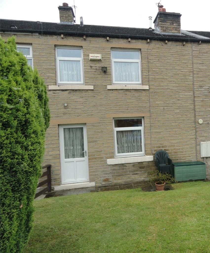 2 Bedrooms Terraced House for sale in Back Pollard Street, Fartown, Huddersfield, West Yorkshire, HD2