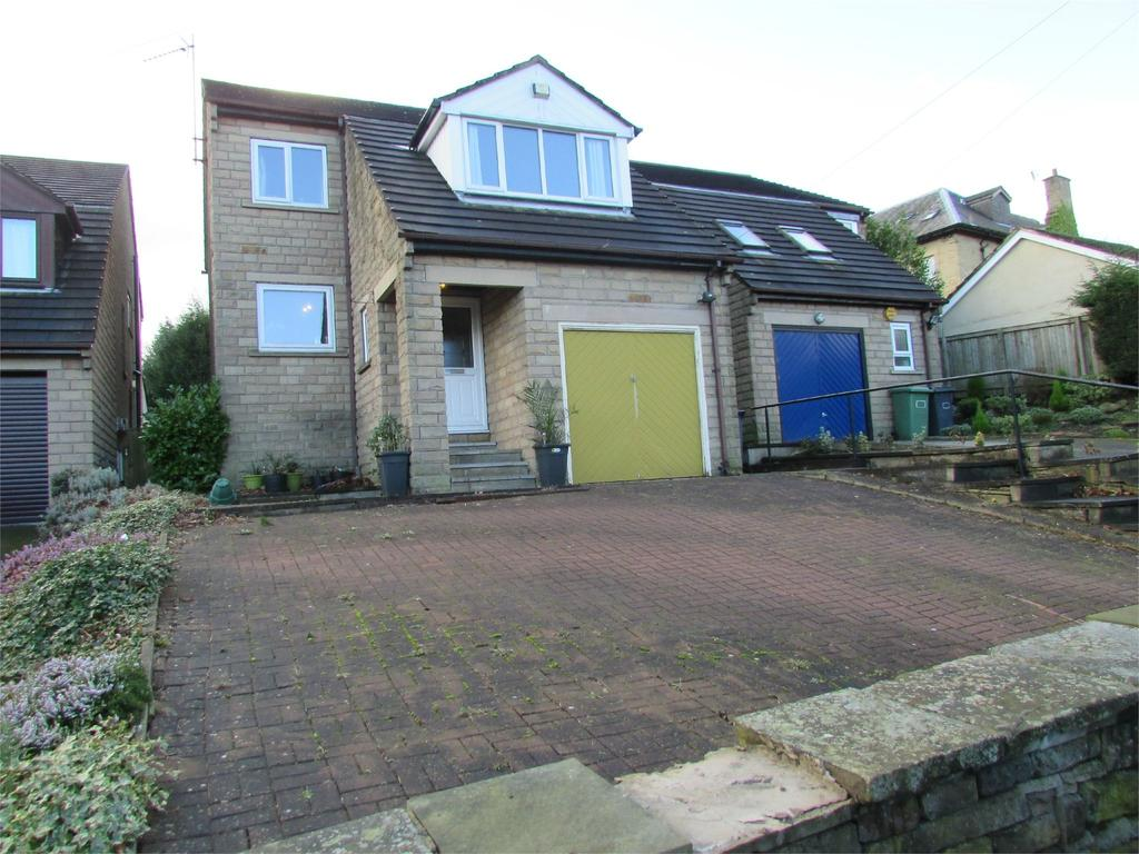 4 Bedrooms Detached House for sale in Wood Lane, Newsome, Huddersfield, HD4