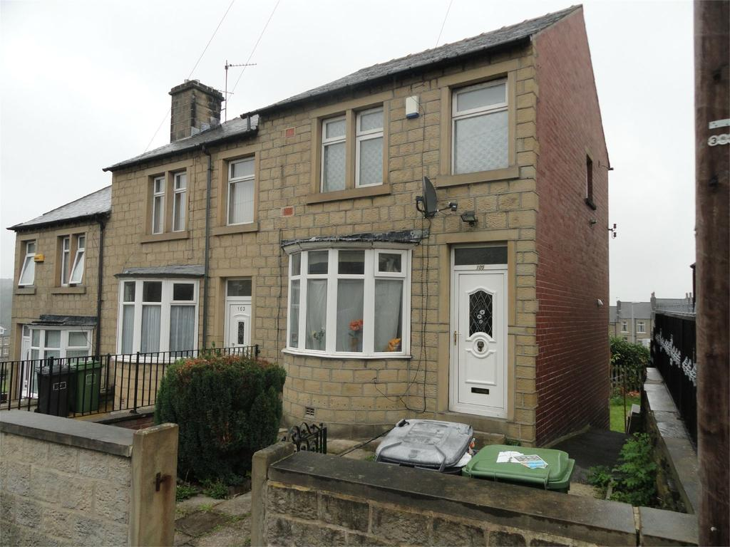 2 Bedrooms End Of Terrace House for sale in Moorbottom Road, Thornton Lodge, Huddersfield, West Yorkshire, HD1