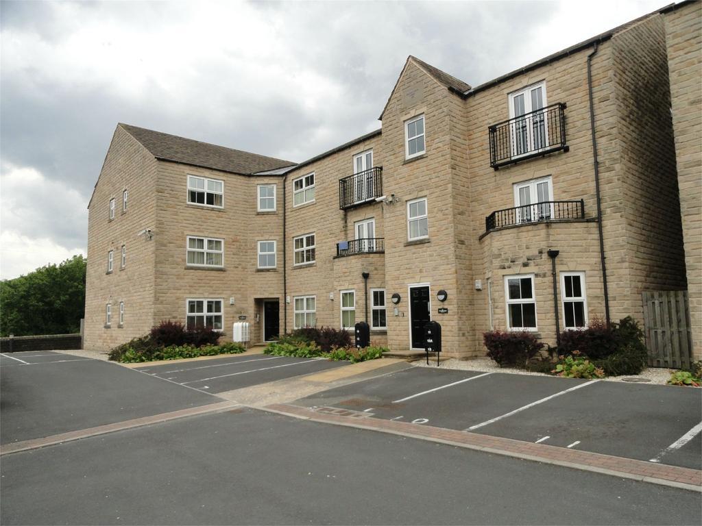 2 Bedrooms Apartment Flat for sale in Old School Gardens, Woodhead Road, Lockwood, Huddersfield, HD4