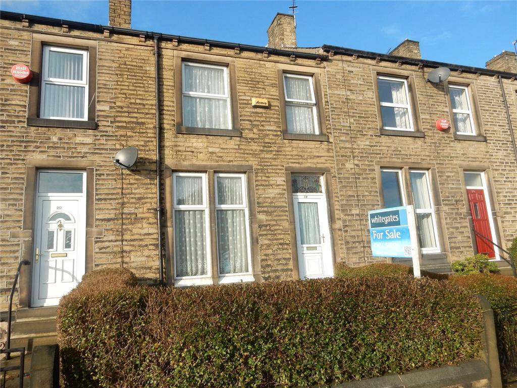 3 Bedrooms Terraced House for sale in Woodbine Road, Fartown, Huddersfield, West Yorkshire, HD1
