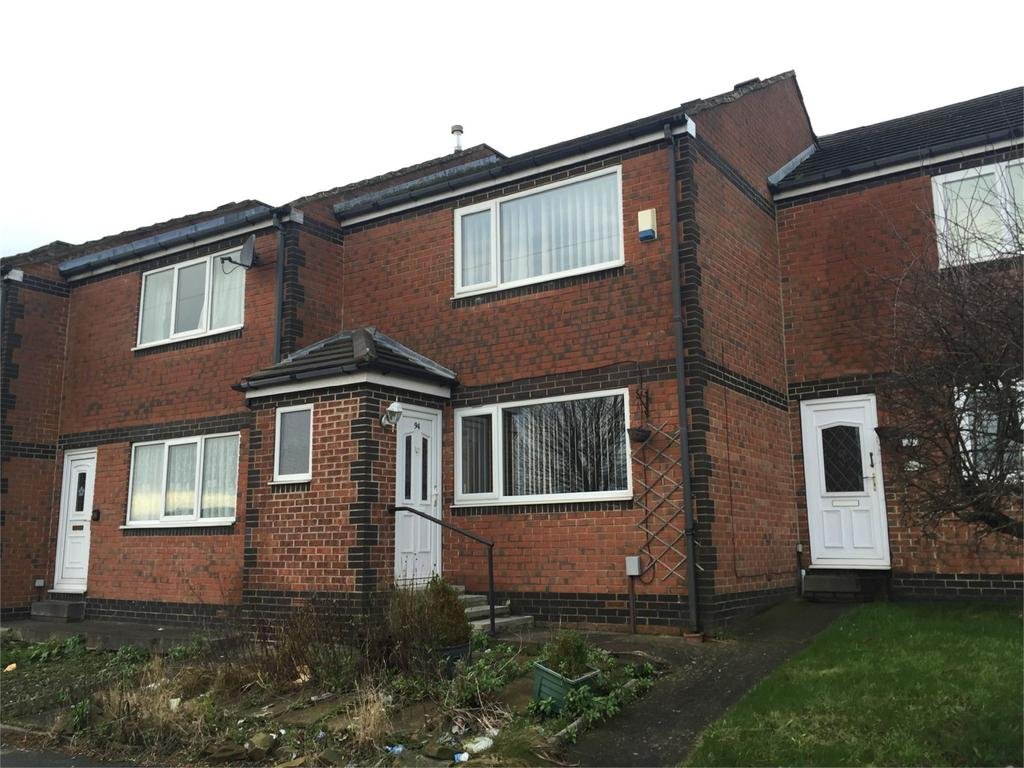 3 Bedrooms Terraced House for sale in Cullingworth Street, Staincliffe, Dewsbury, West Yorkshire, WF13