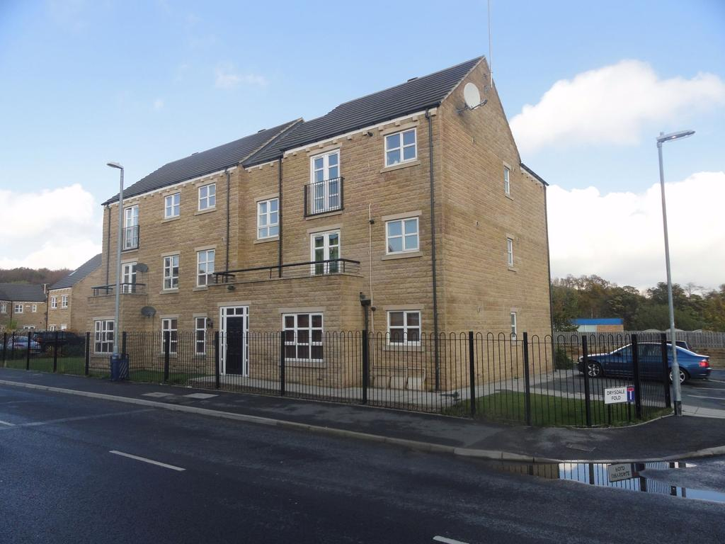2 Bedrooms Apartment Flat for sale in Drysdale Fold, Ferndale, Huddersfield, West Yorkshire, HD2