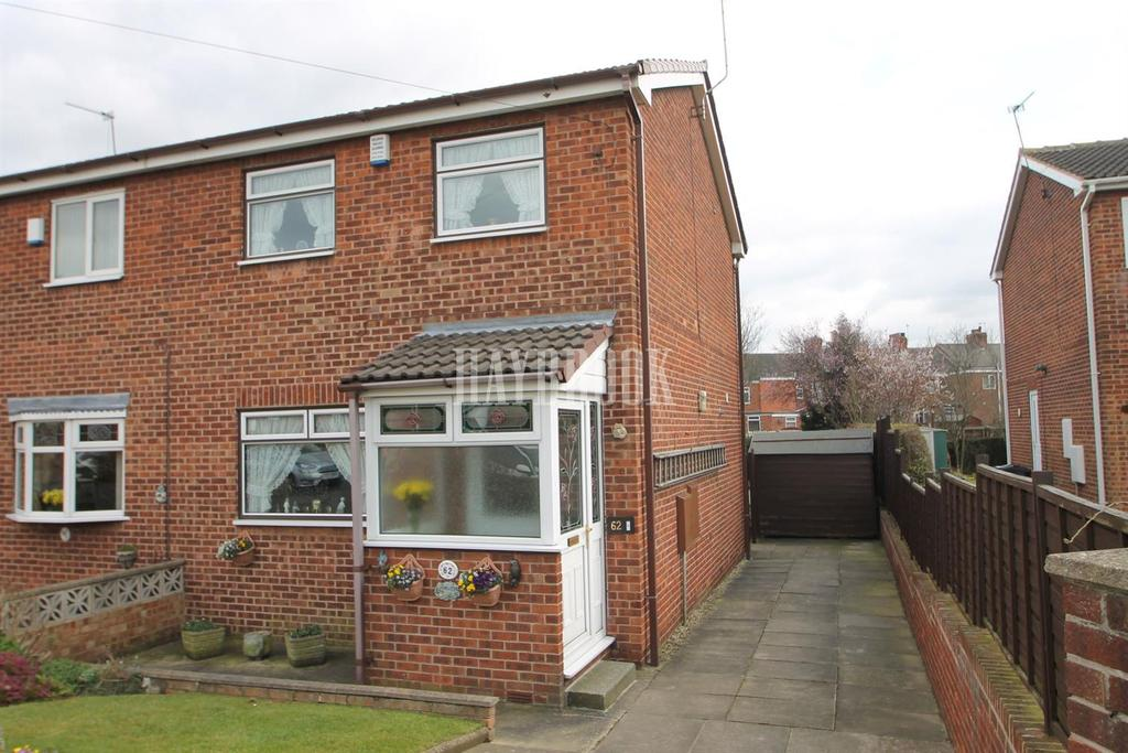 3 Bedrooms Semi Detached House for sale in Grange Road, Rawmarsh, Rotherham