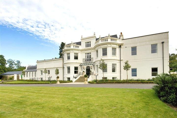 3 Bedrooms Maisonette Flat for sale in Ide Hill Hall, Phillippines Shaw, Ide Hill, Sevenoaks, TN14