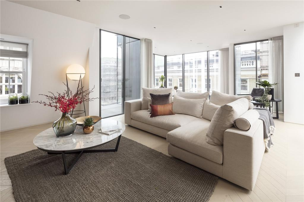 3 Bedrooms Apartment Flat for sale in Artisan, Fitzrovia, W1T