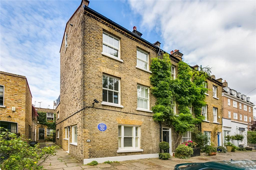 3 Bedrooms House for sale in Kensington Church Walk, Kensington, London