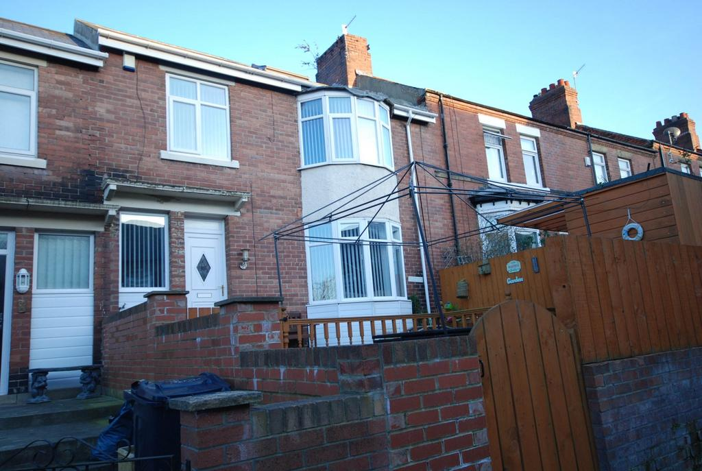 4 Bedrooms Terraced House for sale in The Avenue, Felling
