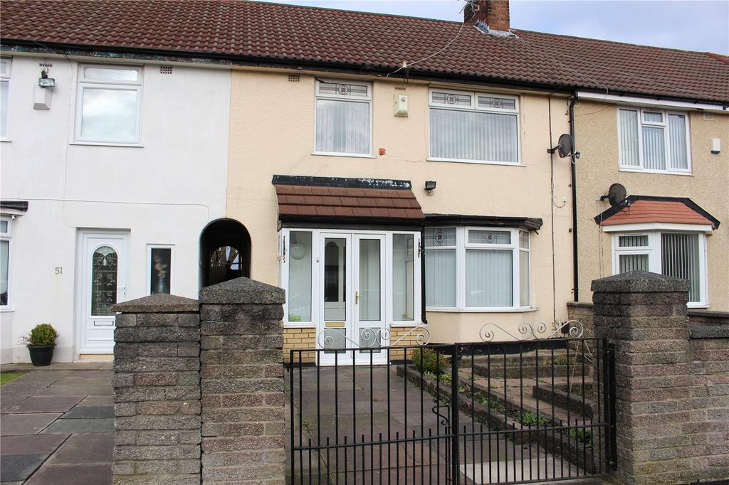 3 Bedrooms Terraced House for sale in Winskill Road, Liverpool, L11