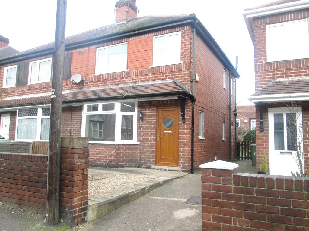3 Bedrooms Semi Detached House for rent in Princes Street, Mansfield, Nottinghamshire, NG18