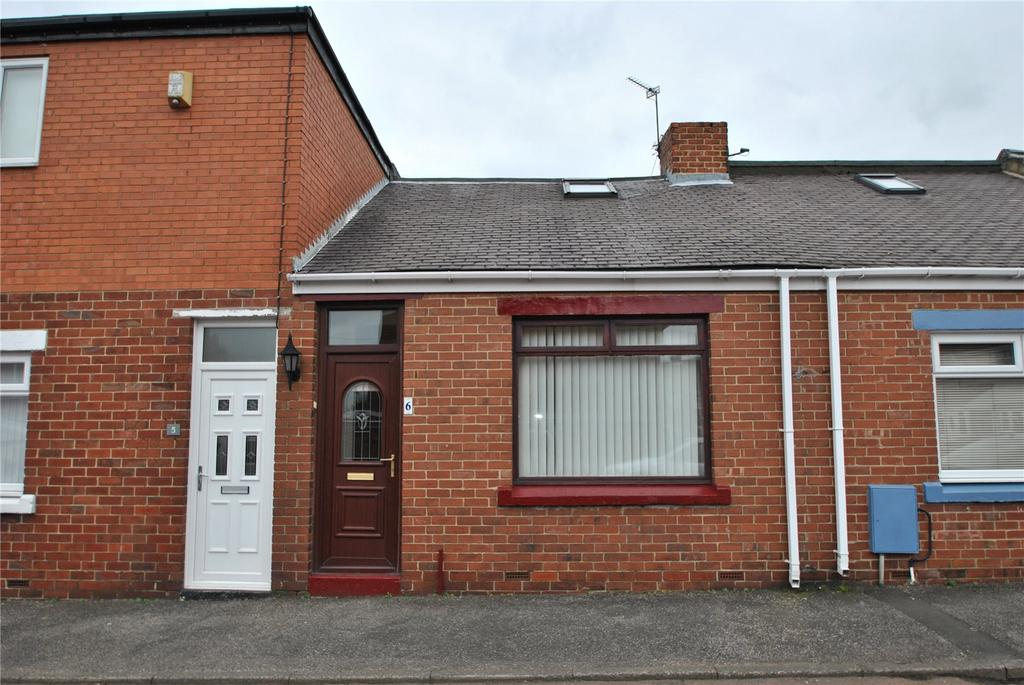 3 Bedrooms Terraced Bungalow for sale in Fenwick Street, Penshaw, Houghton le Spring, Tyne and Wear, DH4