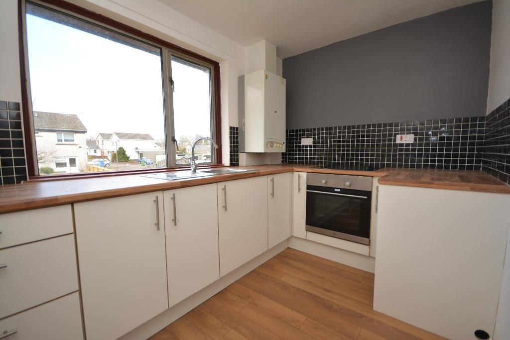 2 Bedrooms Flat for sale in Dochart Crescent, Polmont, Falkirk, FK2 0RE