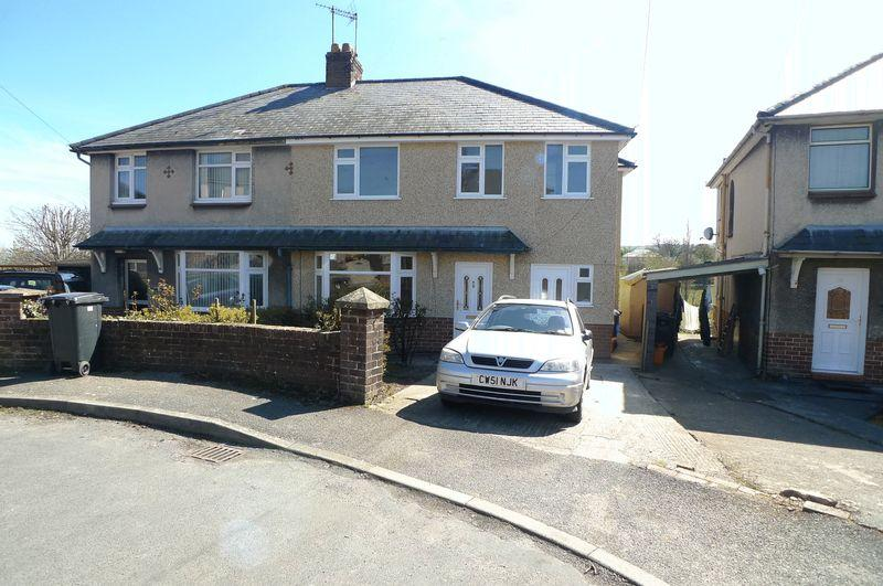 4 Bedrooms Semi Detached House for sale in Llewellyns Estates, Denbigh